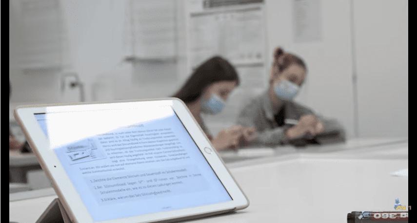 Digitalisierung in Schulen